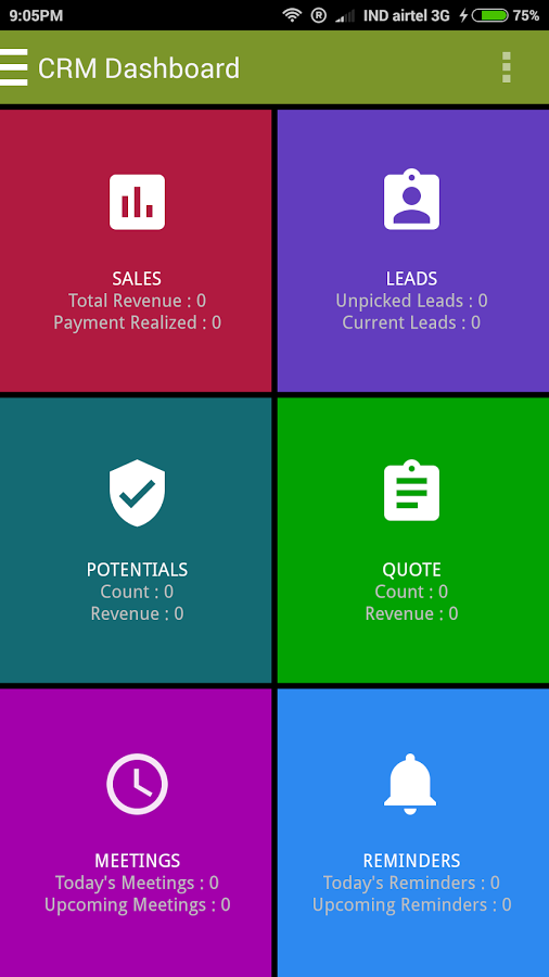 SOCAmps Mobile CRM on Google Play